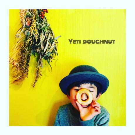 Yeti ドーナツ 4種類 8個セット gift box
