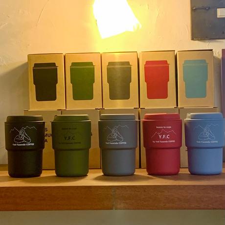 Yeti Fazenda COFFEEタンブラー  【BLUE】