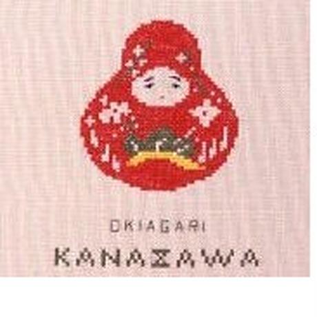 郷土玩具シリーズ(1図案分) 【刺繍キット】