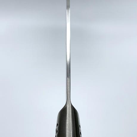 【世界初のオールステンレス包丁をつくった吉田金属製】あまりにも美しすぎるアジ、サバをさばくため小出刃包丁