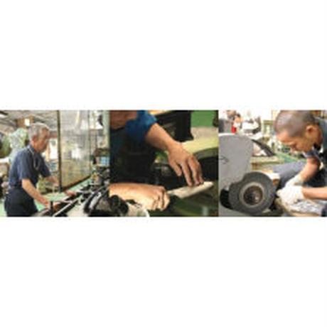 【人生が変わる料理道具掲載】柔らかい食パンも硬いフランスパンもスパッと!究極のパン切ナイフせせらぎ