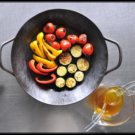 【人生が変わる料理道具掲載】伝説のドイツフライパンメーカー【ターク】が作った日本限定モデル!ターククラシックグリルパン24cm