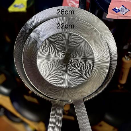 【エバーグリル待望の新サイズ!】グッドデザイン賞受賞!5年の歳月をかけて生み出した究極の肉焼きフライパン!エバーグリルステンレス22cm