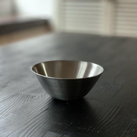 【人生が変わる料理道具掲載】柳宗理デザインのステンレスボール13cm