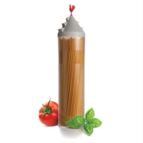 【人生が変わる料理道具掲載!!】パスタケースであり、パスタメジャーでもある。逸品パスタケース&メジャー