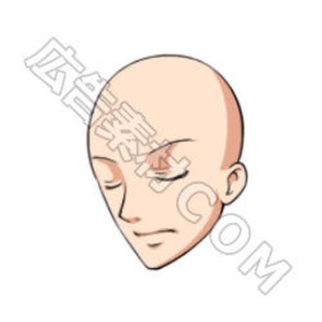 男性の「顔」21
