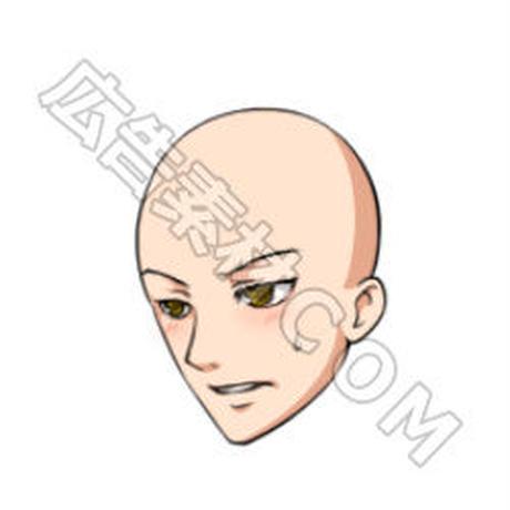 男性の「顔」20