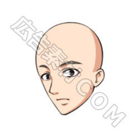 男性の「顔」28