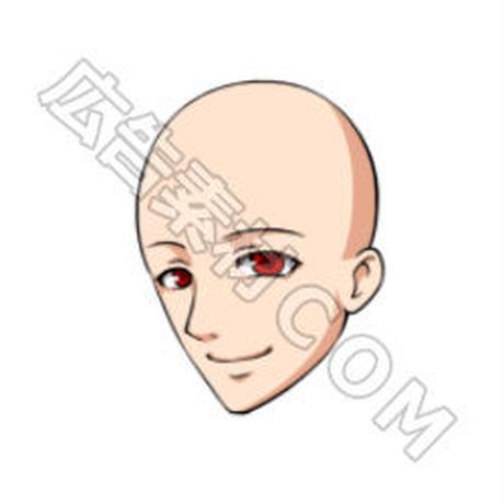 男性の「顔」9
