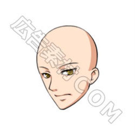 男性の「顔」5