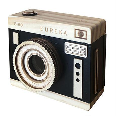 ※11月初旬販売開始※インスタントカメラ木箱(ブラック)