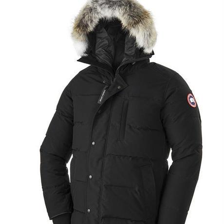 カナダグース ダウンジャケット メンズ CARSON PARKA ブラック
