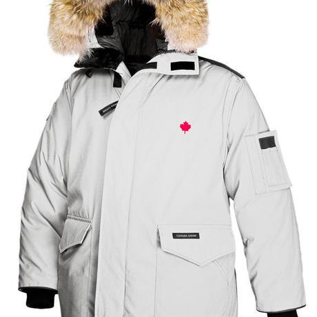 カナダグース メンズ ジャケット Men's Heli-Arctic Parka ホワイト