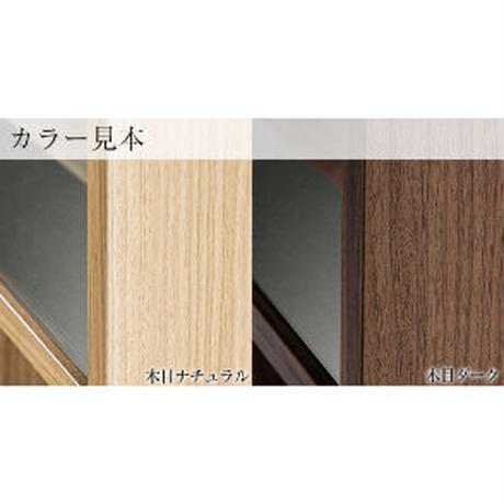 レコードラック (木目ナチュラル/LP約280枚収納)