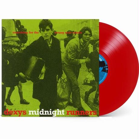 DEXYS MIDNIGHT RUNNERS - SEARCHING FOR THE YOUNG SOUL REBELS (40TH ANNIVERSARY) (LP/COLORED VINYL)