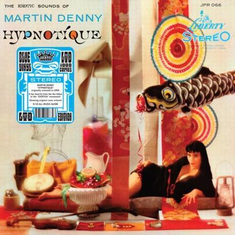 Martin Denny - Hypnotique (STEREO)