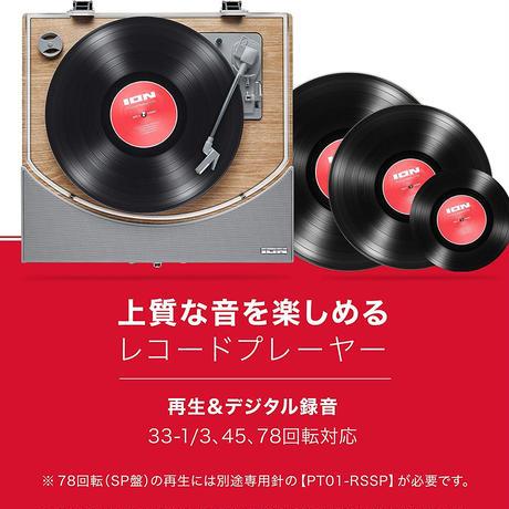 ION レコードプレーヤー Premier LP Natural