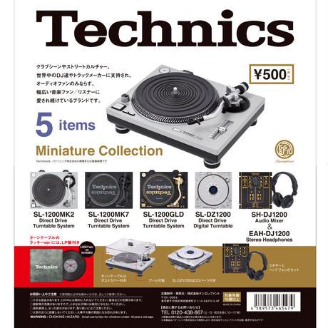 5月下旬入荷予定!Technicsミニチュアコレクション BOX版 12個入り