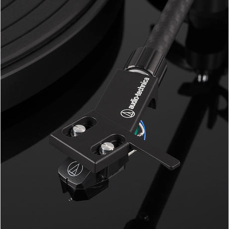 audio-technica ベルトドライブターンテーブル  AT-LPW50PB