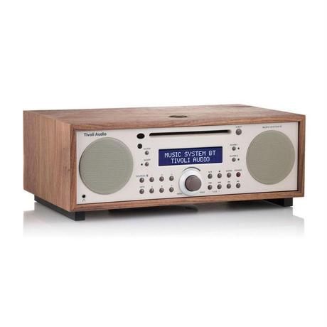 Tivoli Audio Music System BT Classic Walnut/Beige