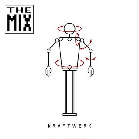 KRAFTWERK クラフトワーク - MIX: GERMAN VERSION/LIMITED WHITE COLOURED VINYL
