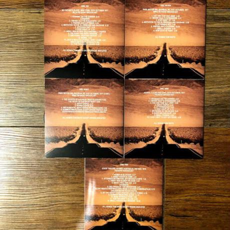 トム・ウェイツーON THE ROAD(10CD)
