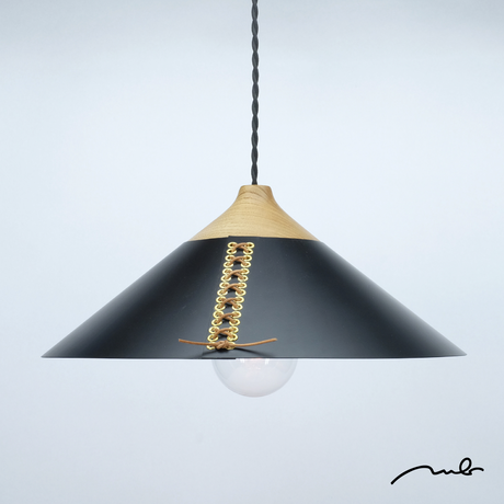 LAMP SHADE / BLACK