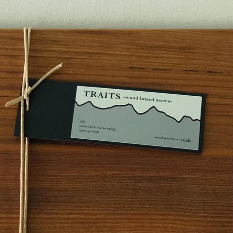 [TRAITS ]   TEAK-01