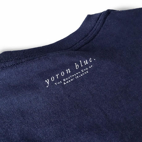 YB022 刺繍T《ワンコ》 embroidered dog tee