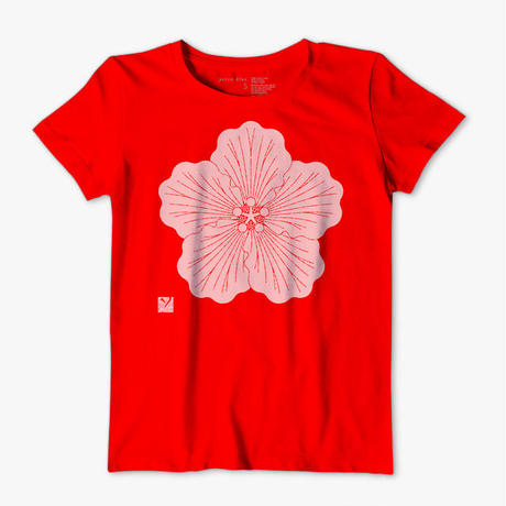 YB011 ボタニカル《ハイビスカス》 hibiscus