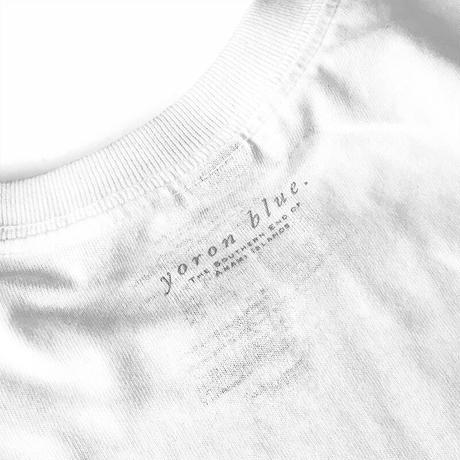 YB024 刺繍T《メガネ》 embroidered glasses tee
