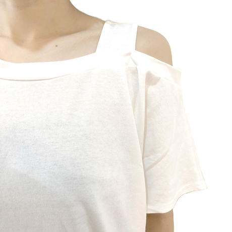 shoulder design T-shirts
