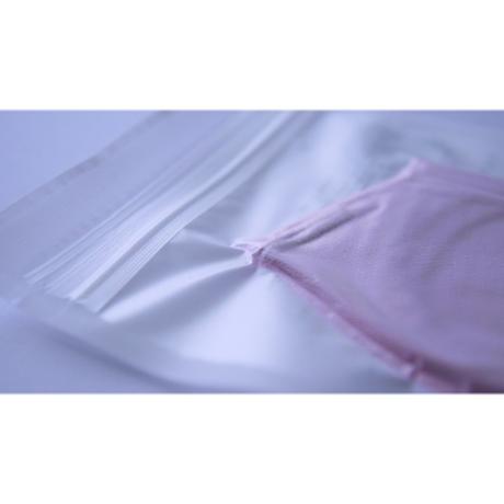 制菌ダブル立体マスク(ピンク) (LADIES・M)  【5枚セットご購入でもう5枚プレゼント!】