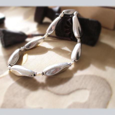 ツイストタイプ ショート|Twist Necklace S 51cm