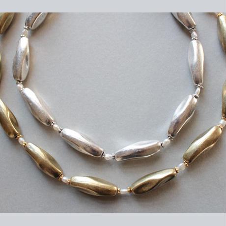 ツイストタイプ ミディアム|Twist Necklace M 70cm
