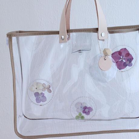 plants pvc bag  -草花の標本bag-