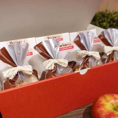 よしこたんのアップルパイ ❶ピュアプレーン1種6個+焼き菓子4個セット