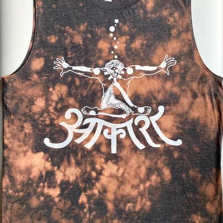 【新色タイダイ】yocomoco.art yoga tanktop 2021 'Akasha'