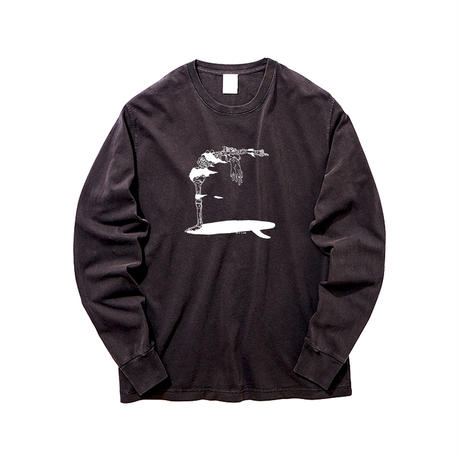 NOSE RIDER long sleeve