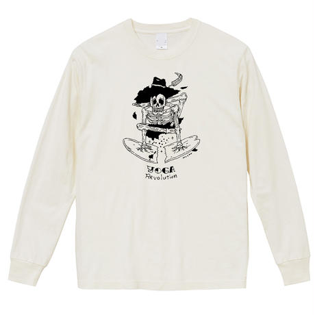YUYA SARASHINA model long sleeve