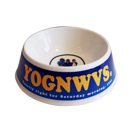 Yogee DOGs  FOOD BOWL
