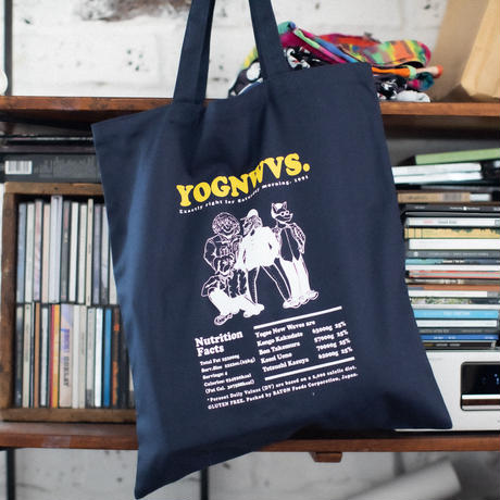 Yogee DOGs TOTE(NAVY)