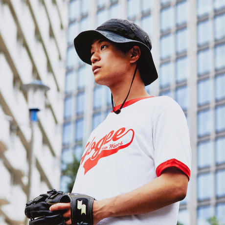 【EC限定】Baseball Ringer Tee〈White×Red〉