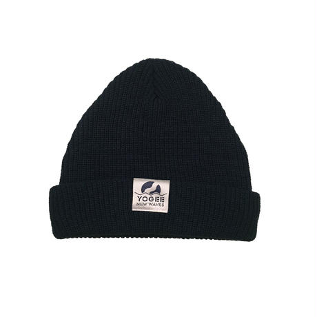 TAG KNIT CAP(NAVY)