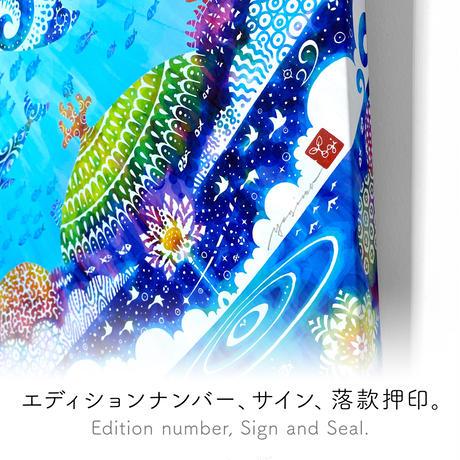 [L size]海の星〜深海の舞い〜
