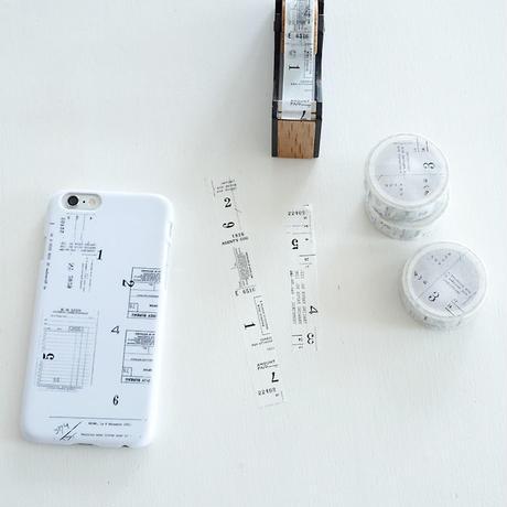 【再販】original masking tape    モジトスウジ