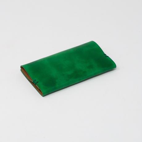 card case / green