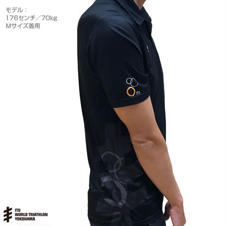 Champion System社製 WTS横浜 オリジナル ポロシャツ(限定150着)