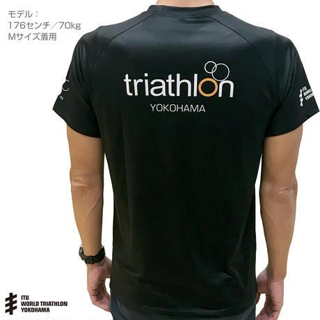 WTS横浜 アクティブストレッチハーフシャツ(限定150着)