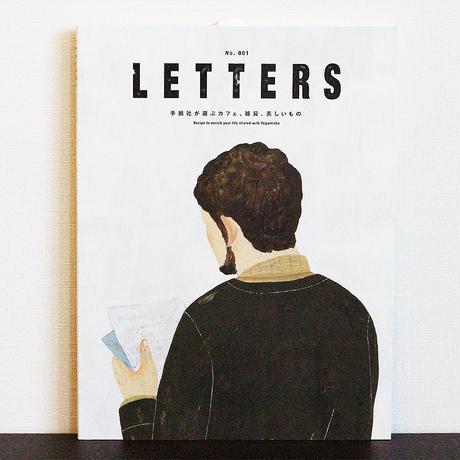 LETTERS No.001